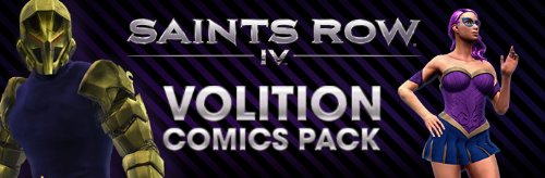 Saints Row 4 Volition Comics Pack DLC
