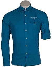 Arqueonautas Chemise Business Loisirs Taille S Couleur Blue Sapphire 201244–4217S à 3X L