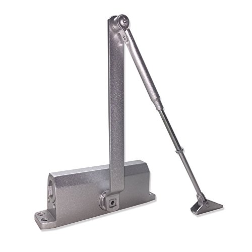 Dusche Pet Kit (zantec 35kg Aluminium kommerziellen Türschließer 2unabhängige Ventile Kontrolle Sweep Kleine Größe)