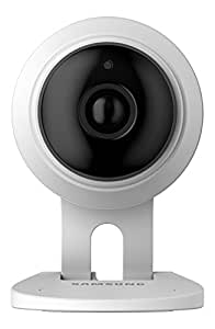 Samsung 1080p SmartCam HD Plus Camera Works with Smart Things - White