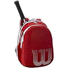 Wilson Mochila Junior Backpack Rojo Junior