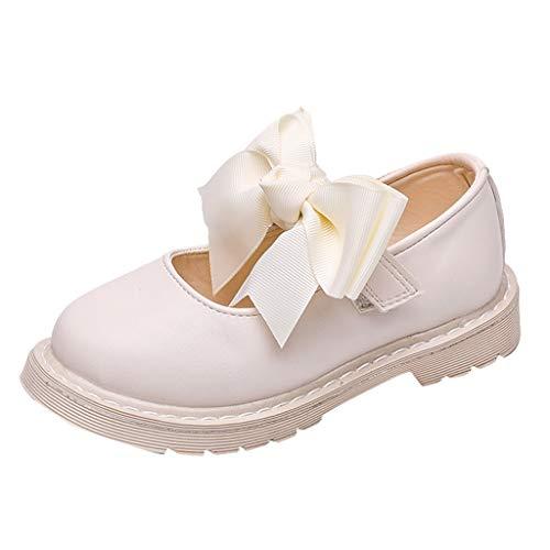 Kostüm Buffalo Kinder - Jaysis Mädchen Prinzessin Kostüm Festliche Mädchenschuhe Taufschuhe Schuhe Tanzen Einzelne Freizeitschuhe Mode Niedlich Babyschuhe Weiche Hand Gefühl Flache Sandalen