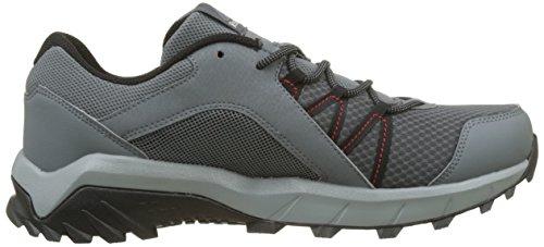 Reebok Trailgrip 6.0, Chaussures de Marche Nordique Homme Gris (Alloy/Flint Grey/Black/Multicolore Primal Red)