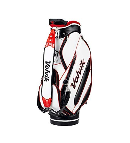 Tour volvik CARTE GOLF Sac (Blanc / Rouge)