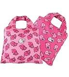 Envirosax Piggy in der Mitte–zusammenklappbar; Wiederverwendbare Einkaufstasche–Tasche für Life