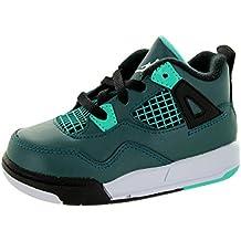 Nike Jordan 4 Retro BT, Zapatos de Primeros Pasos Para Bebés