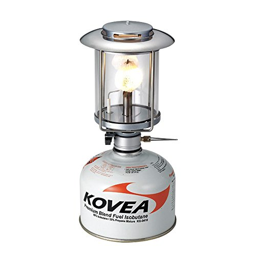 Kovea Camping-Laterne 248g stainless steel KL-2905
