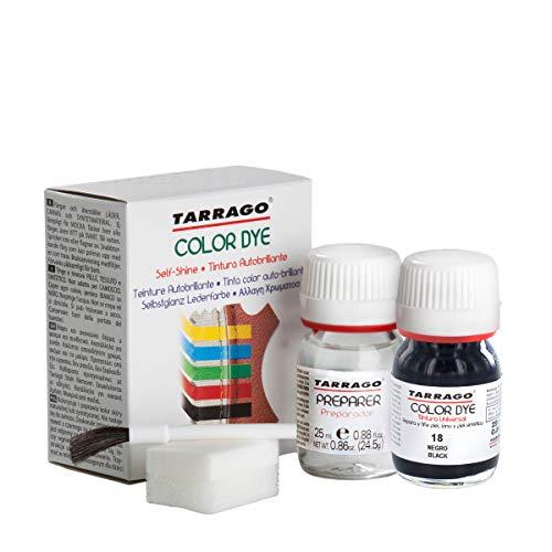 Tarrago Color Dye Tintura Color Autobrillante + Preparador 25 ml Negro-18