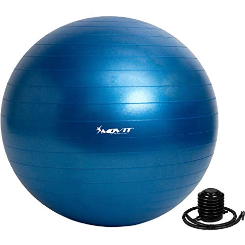 89106a535a9 MOVIT® Gym Ball »Dynamic Ball« y Compris la Pompe à Pied Ballon d