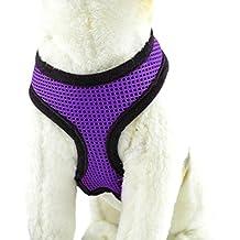 YiJee Mascota Ropa Seguridad Arnés de Perro Ajustable Arnés de Mascotas