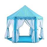 Tente intérieure pour Enfants Toy House Girl Hexagon Home Voyage en Plein air...