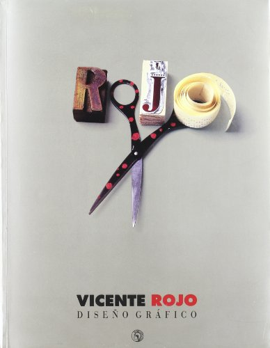 Vicente Rojo: diseño grafico