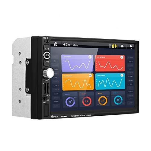 VETOMILE Car Media Player 7inch ...