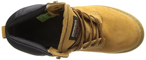 Timberland PRO Men's Pitboss 6 Soft-Toe Boot,Wheat,10.5 M Giallo (Gelb/Beige)