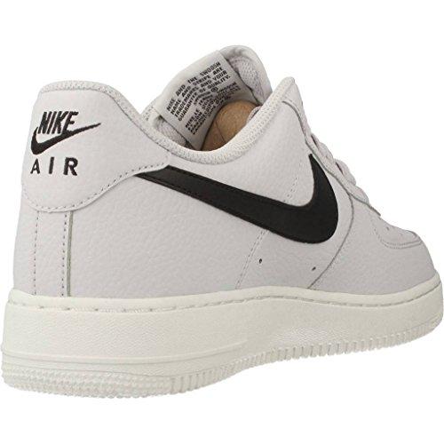 Nike Air Force 1 07, Sneaker Uomo Grigio (vapste Gris / Noir / Sommet Blanc 008)