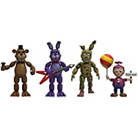 FIVE NIGHTS AT FREDDY'S Action Figure Set 2 Figure Set
