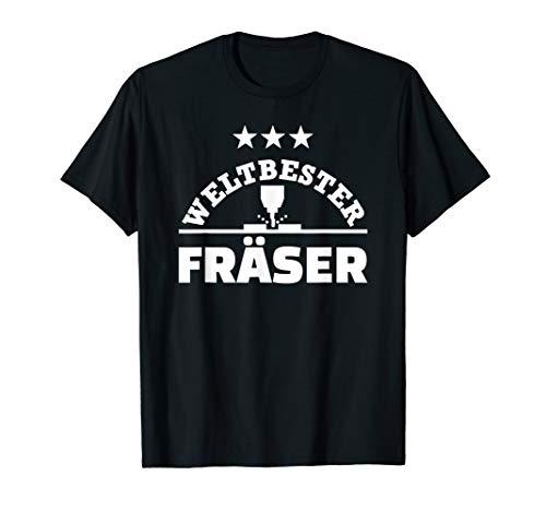 Herren Weltbester Fräser T-Shirt -