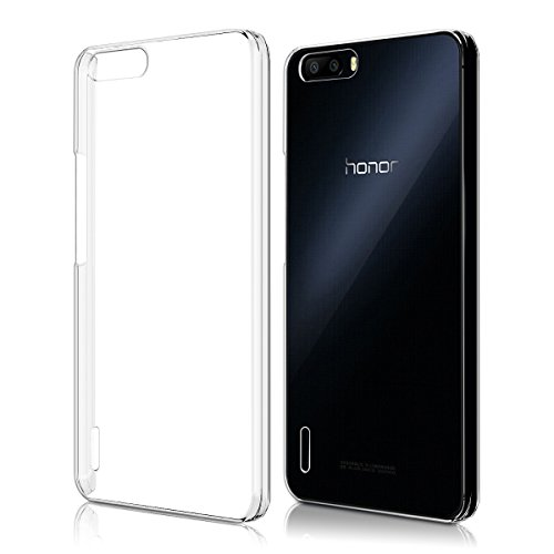kwmobile Huawei Honor 6 Plus Hülle - Handyhülle für Huawei Honor 6 Plus - Handy Case in Transparent