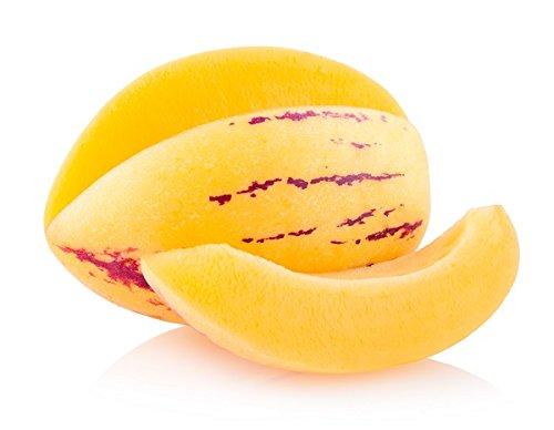 pera di melone, semi di pepino - solanum muricatum