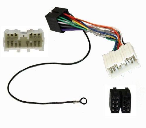 aerzetix-e7-cavo-adattatore-radio-iso-con-adattatore-radio-a-norma-iso-cavo-per-mitsubishi