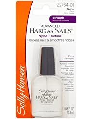 Nail Care de Sally Hansen Nylon And Retinol Extra Strength (Nude)- Soin ultra fortifiant (chair) 13.3ml