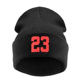 4sold - Bonnet -  Homme Noir
