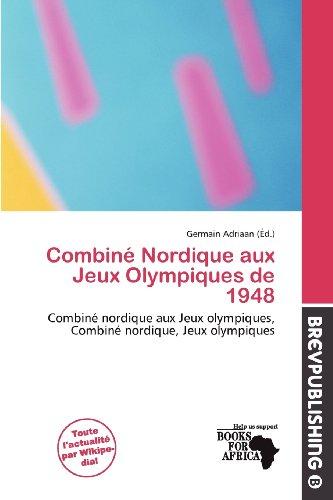 Combin Nordique Aux Jeux Olympiques de 1948