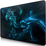 Sidorenko Office and gaming mouse pad/mouse pad - precise performance for all types of mouse - non-slip underside | Next step S726 | Standard / M