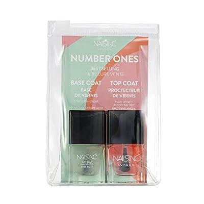Nails Inc Number 1s Base and Top Coat Duo Nail Polish from Nails inc
