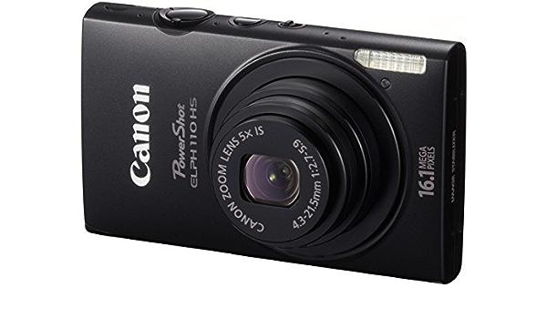 Canon Powershot Elph 110 Hs Digital Camera Camera Photo