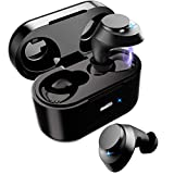 Wireless Earbuds, Bluetooth Earbuds 5.0 True Wireless Sport In-Ear Mini Headphones Auto pairing - Best Reviews Guide