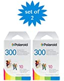 2er Pack Polaroid Instant Film PIF-300 Sofortbildfilm für die 300 Sofortbildkamera