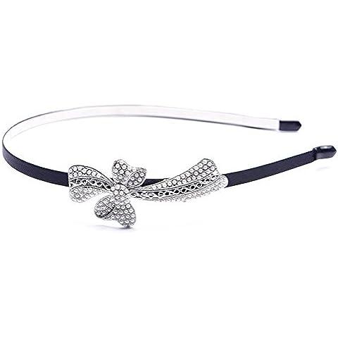 ZWX Belle farfalle primo cerchio/ cerchietto/ capelli/ sweet card/ moda/ accessori-A