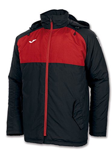 JOMA ANORAK ANDES NAVY-RED M NEGRO-ROJO