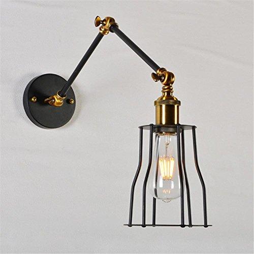 Applique lampe industrielle - Lampe murale industrielle ...