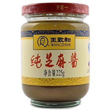Price comparison product image Wang Zhihe Pure Sesame Paste