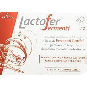 Lactofer Integratore Alimentare Fermenti Lattici - 18 Gr 3 spesavip