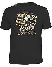 Original RAHMENLOS® Geschenk T-Shirt zum 30. Geburtstag
