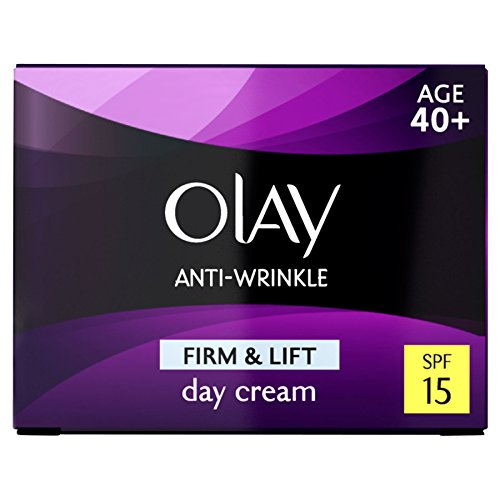 4 x Olay Anti-Wrinkle Firm & Lift Day Cream SPF 15 50ml - Day Cream Olay