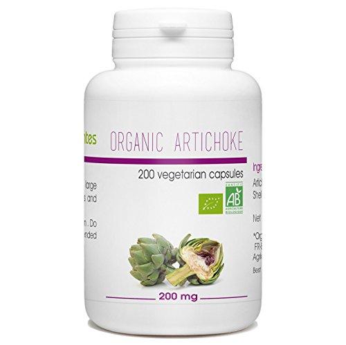 Organic-Artichoke-200mg-200-vegetable-capsules