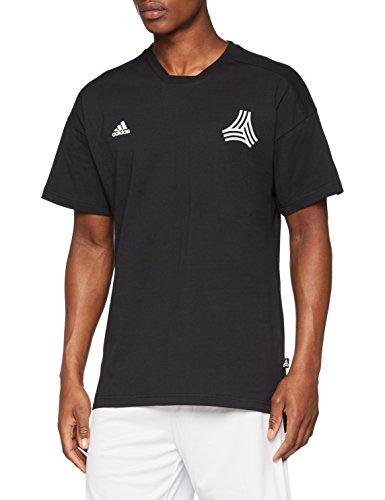 adidas Herren Tan Symbol T-Shirt, Schwarz, S (T-shirt Symbole Schwarze)