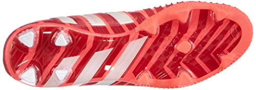 Adidas Predator Instinct Firm Ground, Chaussures de Football Femme Rouge (bold Red/ftwr White/flash Red S15)