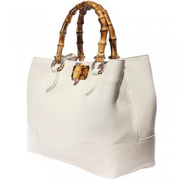 - , Sac à main pour femme orange ARANCIO BIANCO