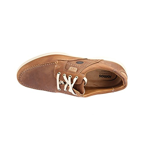 Jomos Sprint 318204123005Messieurs Derby Chaussures basses Lacets dans différentes tailles Marron - Marron