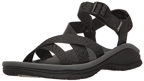 8fd9e53d0d0b JSport By Jambu Women s Niagara Flat Sandal Best Deals With Price ...