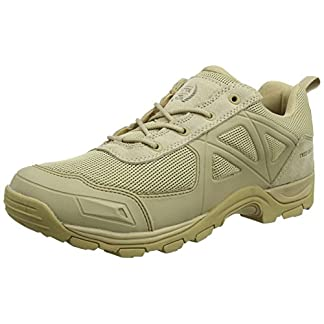 FREE SOLDIER Tactical Desert Shoes Rapid Non-slip Camping Hiking Mountain All-terrain Off-road Shoes 2