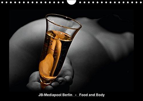 Video Jb (Food and Body 2015 Teil 2 (Wandkalender 2015 DIN A4 quer): eine Produktion von JB-Mediapool Berlin (Monatskalender, 14 Seiten))