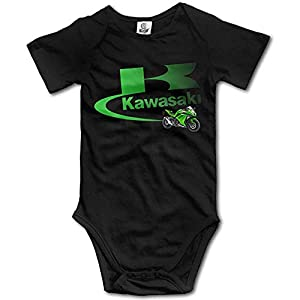 Integrity merchant Baby's Bodysuit Romper Jumpsuit Baby Clothes Outfits Kawasaki Logo 12