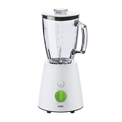 Braun JB 3060 Tribute Collection Standmixer (800 Watt) weiß