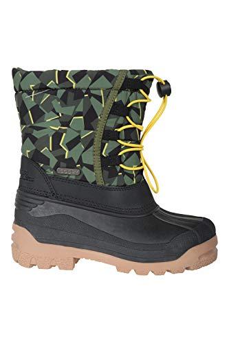 Mountain Warehouse Colorado Kids Snowboots - Warm & Cosy Winter Shoes